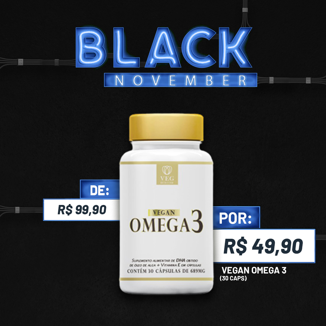 Black 2020 - Omega 3