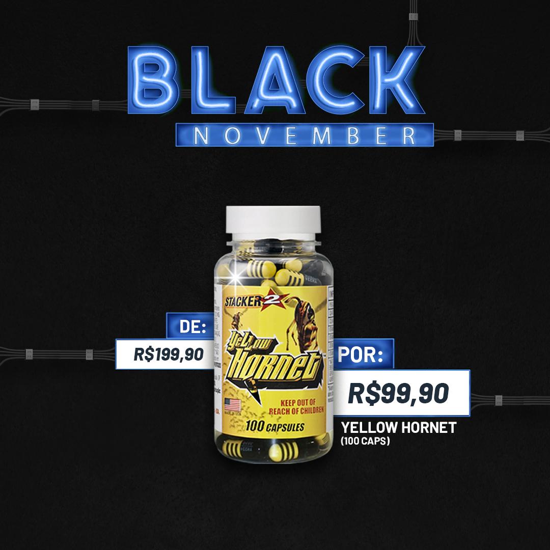 Black 2020 - Yellow