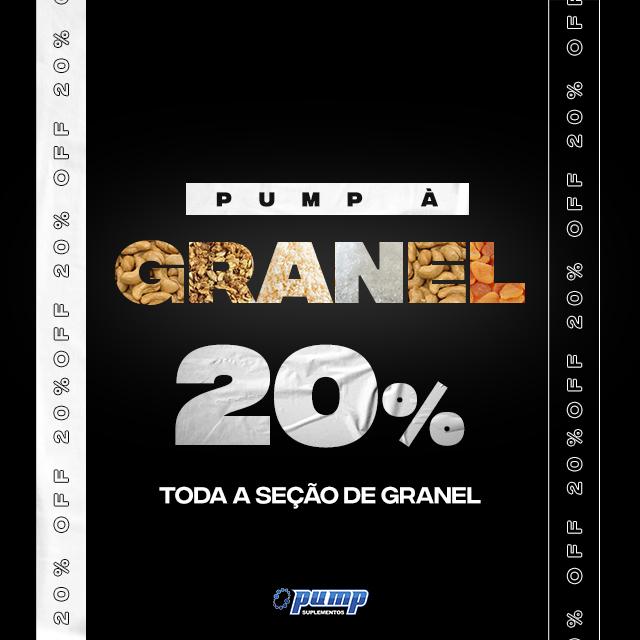 Granel 20% - 2021